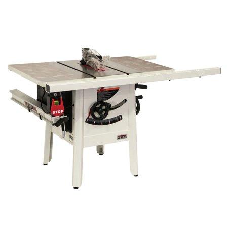 JET 725004K JPS 10 1 75 HP 115V 30 in Proshop II Table Saw with Steel