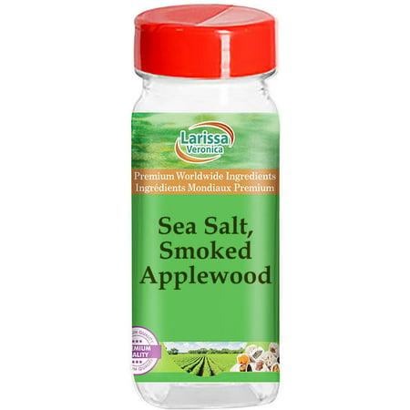 Sea Salt, Smoked Applewood (1 oz, ZIN: 526266)