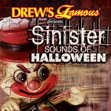 Sinister Sounds Of Halloween (Various Artists) (CD)](Scary Sounds Of Halloween Mp3)