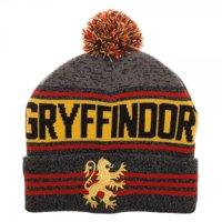 Harry Potter Gryffindor Jacquard Rolled Knit