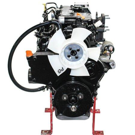 Yanmar Diesel Engine 22.9 net hp @ 3600 RPM 3 Cyl, Diesel, Liqui 3TNM72-APB-R1