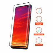 onn. 2 Pack Plastic Screen Protector for Samsung Galaxy S10+