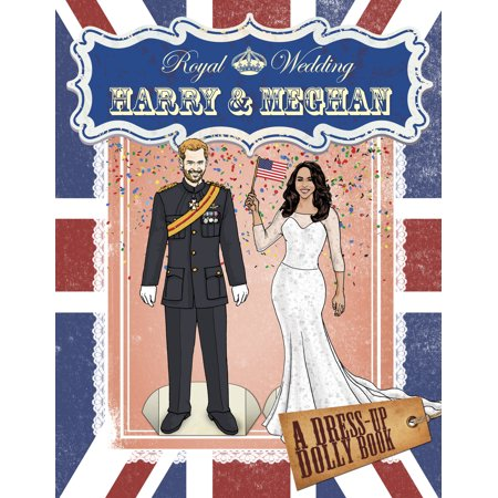 ROYAL WEDDING: HARRY & MEGHAN DRESS UP - Famous Couples Dress Up