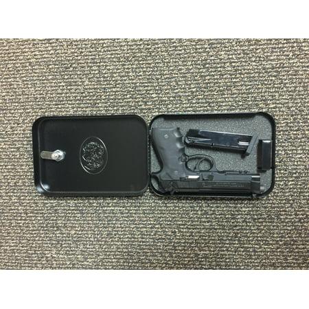Scout Safe P-10 Handgun Safe Lock Box Pistol Safety