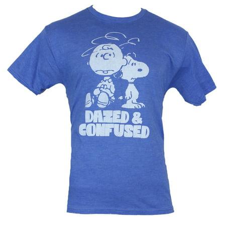 Peanuts Mens T-Shirt -