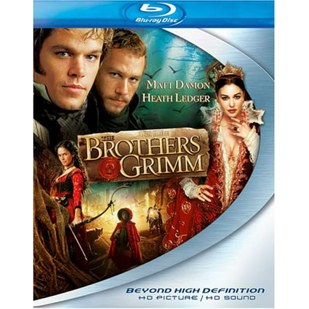 Brothers Grimm (Miramax/ Blu-ray) (The Heath Brothers)