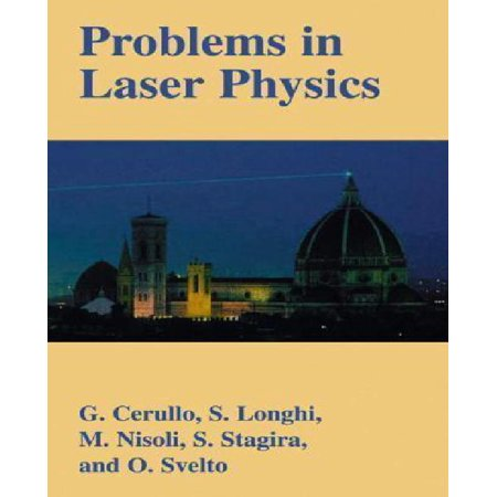 Problems in Laser Physics - image 1 of 1