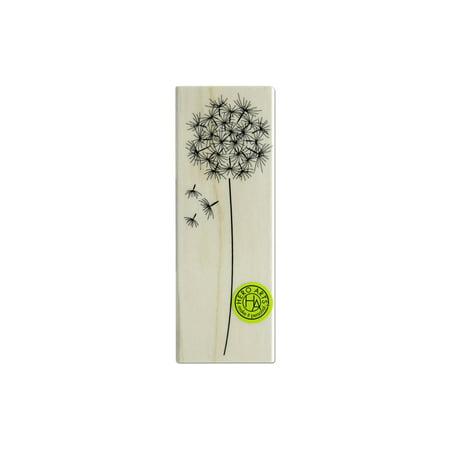 Hero Arts Lace (Hero Arts Wood Stamp Dandelion )
