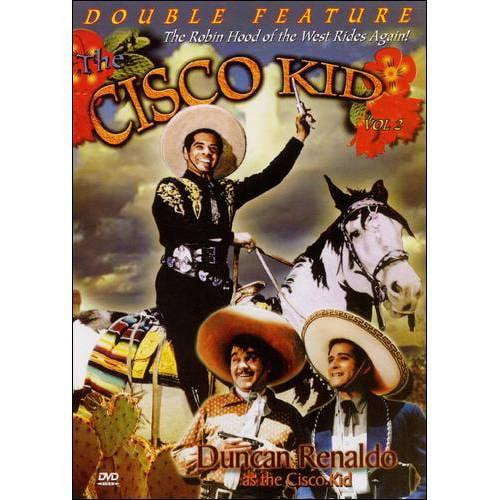 The Cisco Kid Double Feature, Vol. 2 - Satan's Cradle / The Daring Caballero (Full Frame)