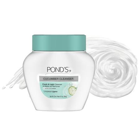 Pond's Cucumber Cold Cream Makeup Remover, 6 5 oz - Best Ponds