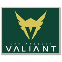 Los Angeles Valiant WinCraft Rectangle Pin - No Size