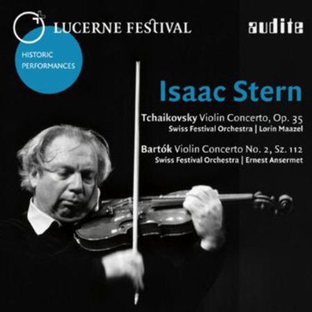 Stern Plays Tchaikovsky Bartok ()