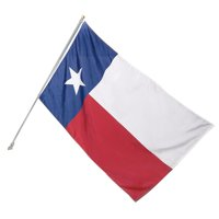 Valley Forge 3x5 Texas State Flag Kit TEX1-1