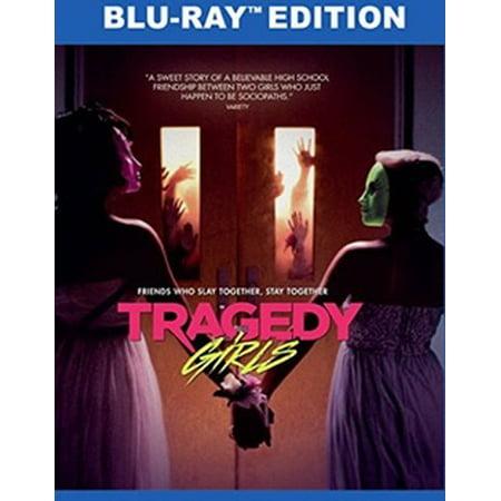 Tragedy Girls (Blu-ray) - Comedy Tragedy Masks