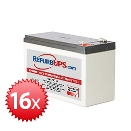 APC Smart-UPS 48V Rack Mount XL BP (SU48R3XLBP) - Brand New Compatible Replacement Battery Kit
