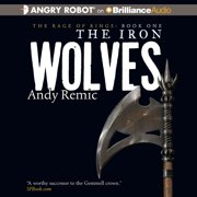 Iron Wolves, The - Audiobook