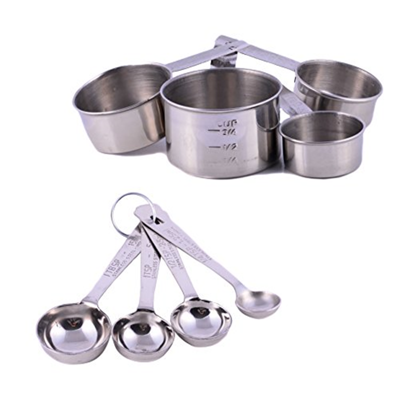 Home Appliances Coffee Maker Parts New Plastic Measuring Cups Measuring Spoon Kitchen Tools Measuring Set Tools For Baking Coffee Tea To Ensure Smooth Transmission