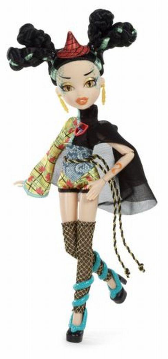 Bratz Bratzillaz Back To Magic Victoria Honesty House Of Witchez Doll by