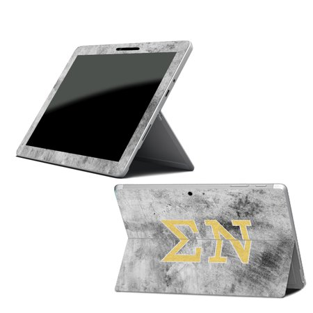 Skin Decal Wrap for Microsoft Surface Go sticker Sigma Nu Frat House
