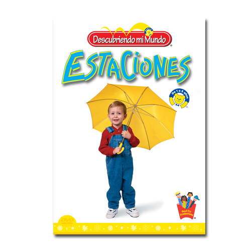 Baby's First Impressions� Seasons in Spanish: Estaciones DVD by