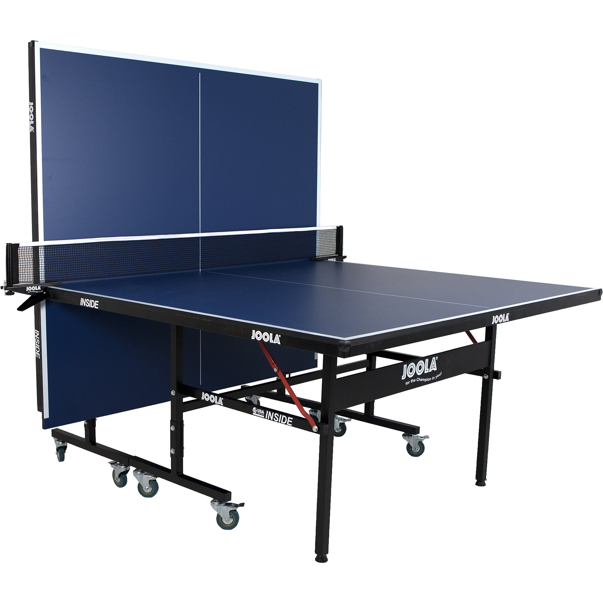 sc 1 st  Walmart & Hathaway Crossover 60-in Portable Table Tennis Table - Walmart.com