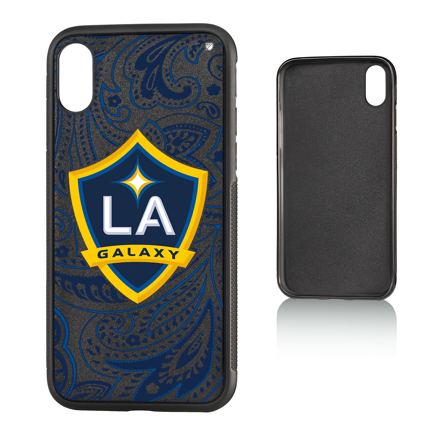 Los Angeles Galaxy GALAXY Paisley Bump Case for iPhone X