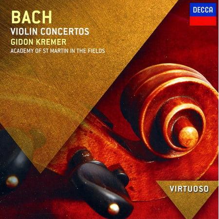 Virtuoso: Bach J.S. / Violin Concertos