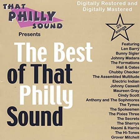 The Best Of That Philly Sound   The Best Of That Philly Sound  Cd