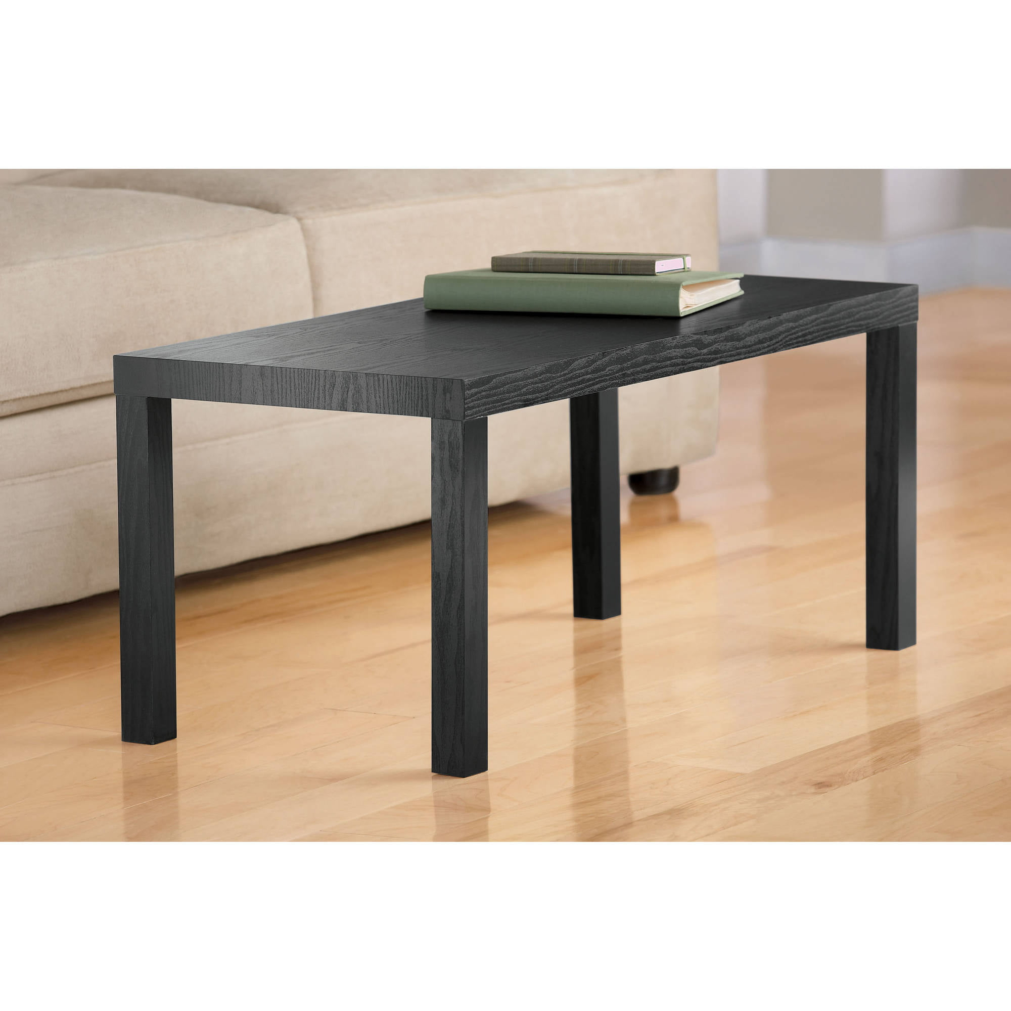 amazing living room end table.  DHP Parsons Coffee Table Multiple Colors Walmart com