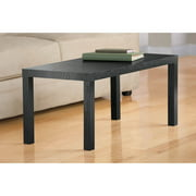 Parsons Coffee Table, Multiple Colors