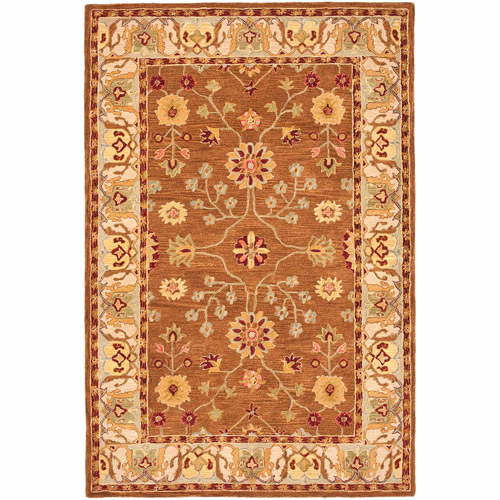 Safavieh Anatolia Sandy Hand-Tufted Wool Area Rug