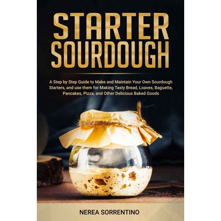 Starter Sourdough - eBook