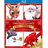 The Original Christmas Classics Gift Set Anniversary Collection on Blu-ray