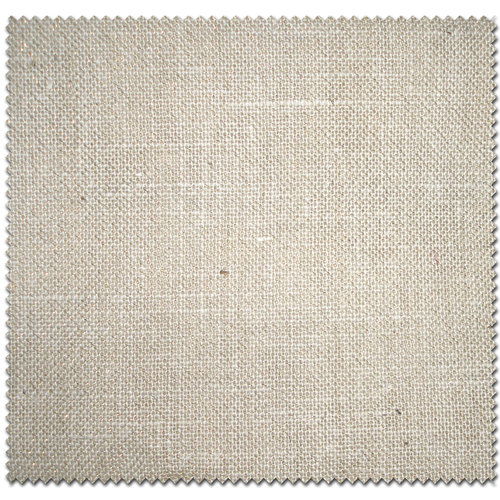Textile Creations Home Decor Burlap, Metallic Solids, Natural