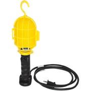 Bayco SL-406 Incandescent Work Light with Non-Metallic Guard, 6'