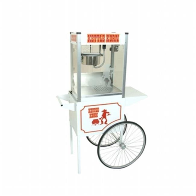 Paragon International 3070450 Medium Kettle Korn Cart - 6 oz.