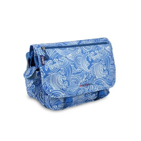 - J World Terry Messenger Bag, Wave