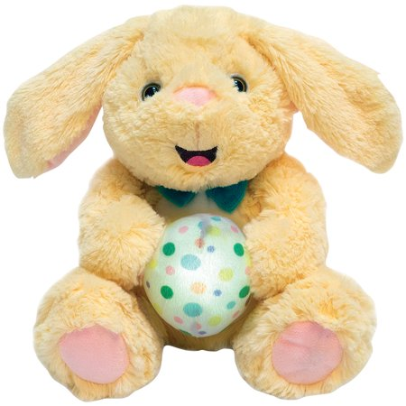 (Set) Animated Foo Foo The Easter Bunny Plush - Sings & Dances w/ Batteries ()