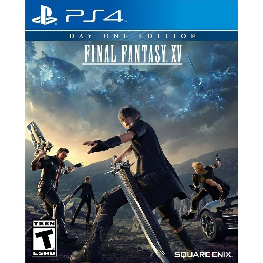 Final Fantasy XV Day 1 Edition - Pre-Owned (PS4)