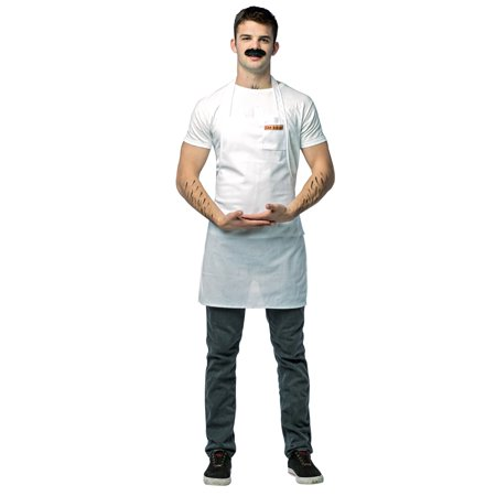 Adult Bob's Burgers Bob Costume](Burger King Halloween)