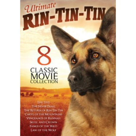 Ultimate Rin Tin Tin  8 Classic Movie Collection  Full Frame
