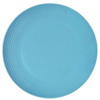 Melange Solids Melamine Salad Plate (Set of 6)