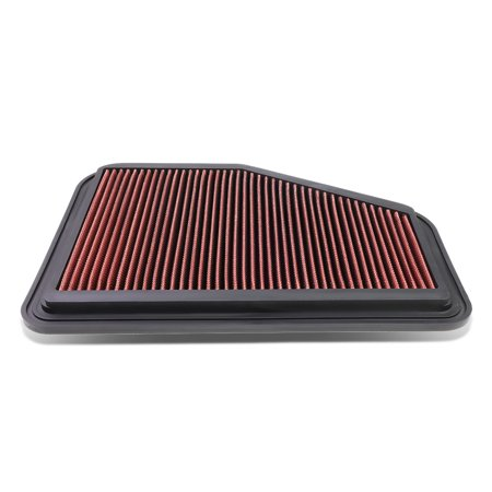Pontiac G8 / Chevy Caprice / SS Reusable & Washable Replacement High Flow Drop-in Air Filter (All Red Air Max 90 For Sale)