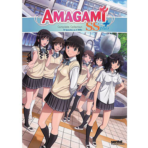 Amagami SS Plus: Complete Collection