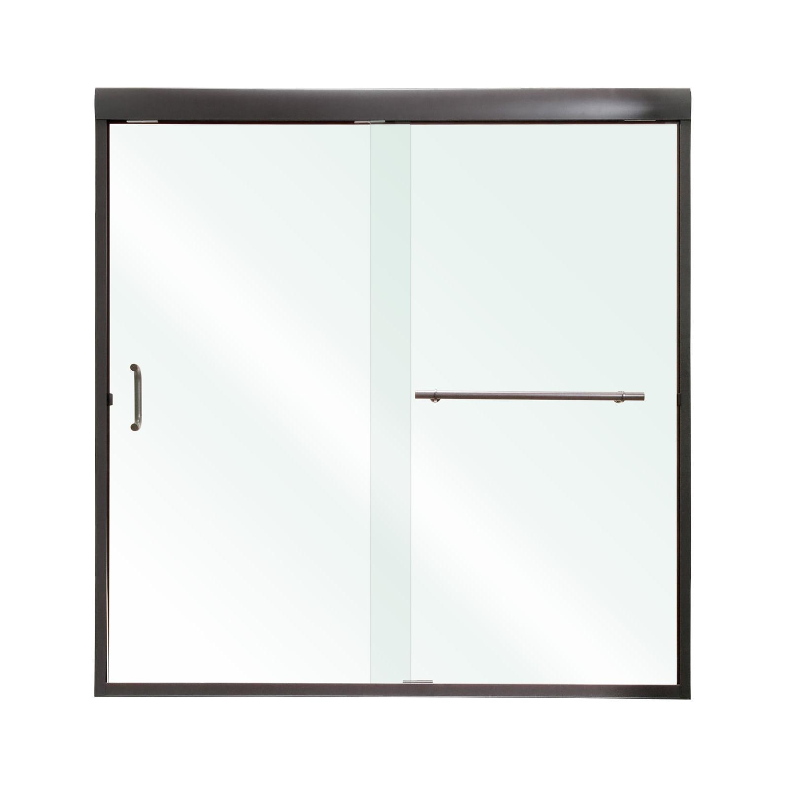 Miseno Msdc6060 Azul 60 High X 60 Wide Semi Framed Shower