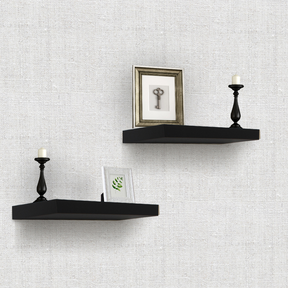 Sorbus Floating Shelf Hanging Wall Shelves Decoration Perfect