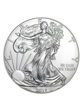 2017 American Silver Eagle 1 oz Silver Coin