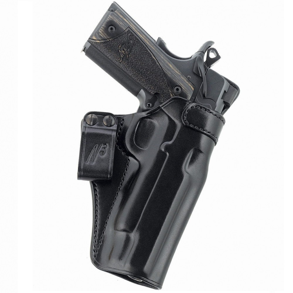 Galco N3-226B Black RH N3 IWB Conceal Holster For Glock 19 by Galco