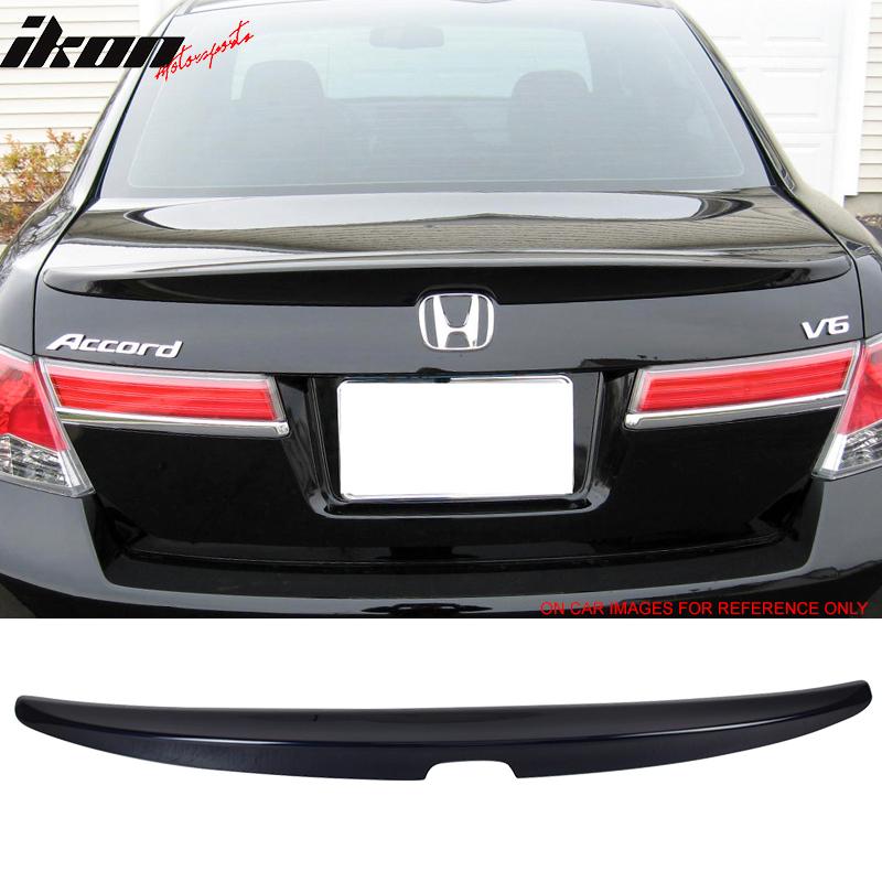 Fits 08-12 Honda Accord Rear Trunk Spoiler Wing