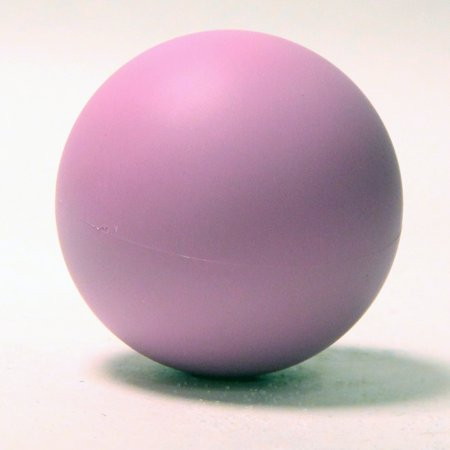 Play Stage Ball for Juggling 62mm 75g- (1) (Pastel Purple Lavender) Juggling Stage Balls